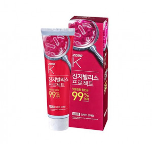 Dental Clinic 2080 K Toothpaste 120g [Strong]