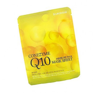 BARONESS Conezyme Q10 Mask Sheet