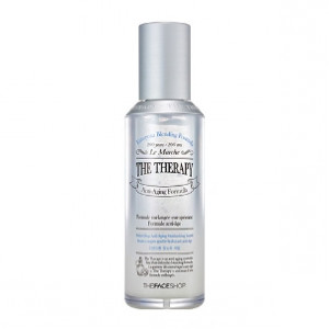 THE FACE SHOP The Therapy Water Drop Anti Aging Moisturizing Serum 45ml