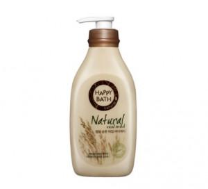 [Online Shop] HAPPY BATH Natural Real Mild Body Wash 900g