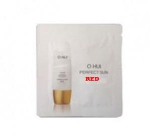 [S] Ohui perfect sunblock Red 1ml*10ea