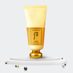 [Black Friday] The history of Whoo Gongjinhyang Foam Cleanser 180 ml