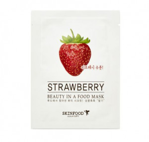 SKINFOOD Beauty in a food mask sheet - Strawberry