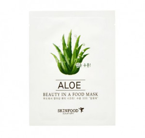 SKINFOOD Beauty in a food mask sheet - Aloe