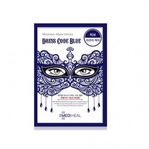 [MERRYSHOP] MEDIHEAL Mask Dress code BLUE 1sheet