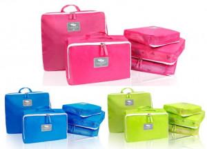 Travel storage bag SET (5P)