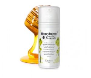 Let's cure Honey bunny propolis 40 ampoule 100ml