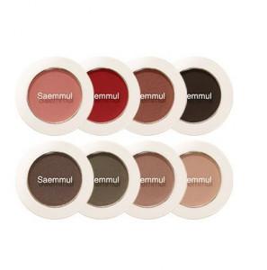 [E] THE SAEM Saemmul single shadow(matt)