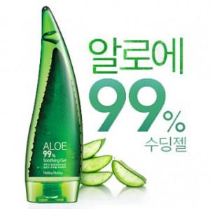 HOLIKAHOLIKA Aloe 99% Soothing Gel 55ml [Mini]