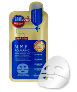 MEDIHEAL Premium N.M.F Aquaring Hydro Nude Gel Mask 30g 1box(10pcs)