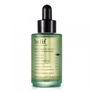 [L] BELIF Peat Miracle Revital Serum Concentrate 30ml