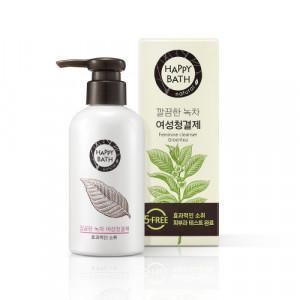 HAPPY BATH Feminine Cleanser #Green Tea 200ml