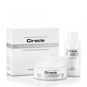 CIRACLE Skin Renewal Home Peeling Pads 35pads + 70ml