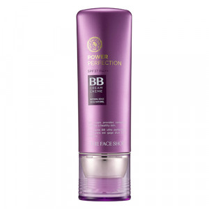 THE FACE SHOP Power Perfection BB Cream SPF37 PA++ 40g
