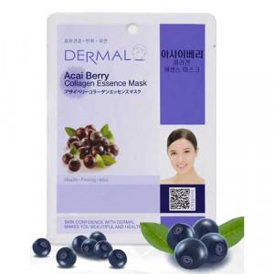 DERMAL Acai Berry Collagen Essence Mask 23g