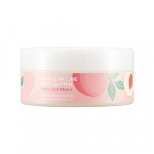 NATURE REPUBLIC  Bath & Nature Provence Peach Body Butter 150ml