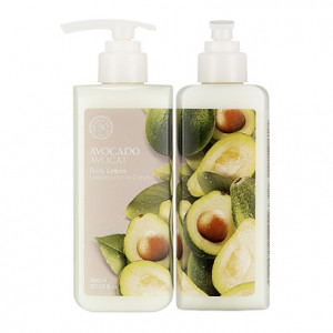 THE FACE SHOP Avocado Body Lotion 300ml