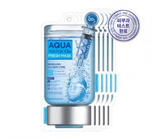 Tosowoong Aqua TokTok Co2 Fresh mask [5sheet]
