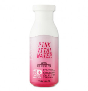 ETUDE HOUSE Pink Vital Water Serum 80ml