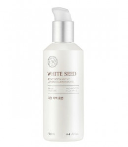 THE FACE SHOP White Seed Real Whitening Lotion 130ml