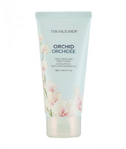 THE FACE SHOP Daily Perfumed Hand Cream - Orchid 120ml