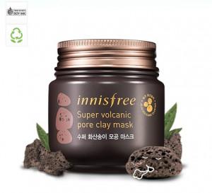 [35DC]INNISFREE Super Volcanic Pore Clay Mask 100ml