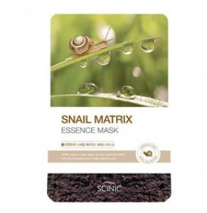 SCINIC Essence mask - Snail Matrix