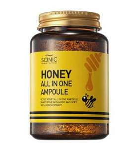 SCINIC Honey All In One Ampoule 250ml