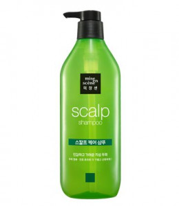 MISEENSCENE scalp care shampoo 500ml