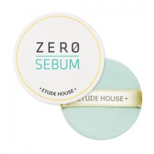ETUDE HOUSE Zero Sebum Drying Powder NEW 6g