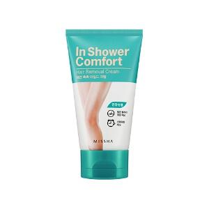 [E] MISSHA In Shower Comfort Hair Removal Cream (Mild) 100g