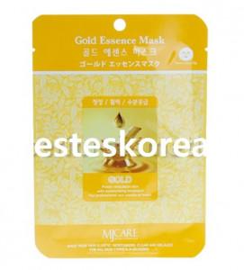 MJ CARE Essence Mask [Gold]
