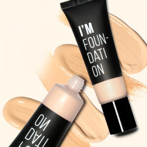 MEMEBOX I\'M Cover Foundation 25g [Time sale event]