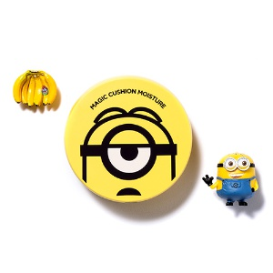 [E] MISSHA M Magic Cushion Moisture Set SPF50+ PA+++ (Minions Edition) 15g*2