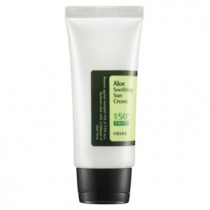 [SALE] COSRX Aloe Soothing Sun Cream 50ml SPF50/PA+++ 50ml