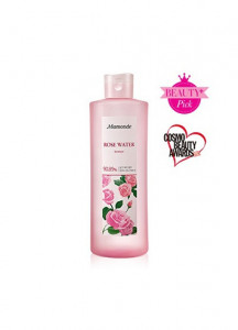 MAMONDE Rose Water Toner High-capacity 500ml