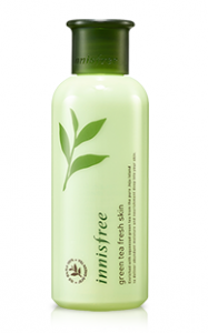 [35DC]INNISFREE Green Tea Fresh Skin 200ml