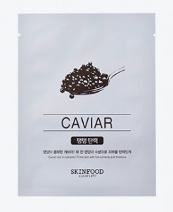 SKINFOOD Beauty In A Food Mask Sheet , Caviar