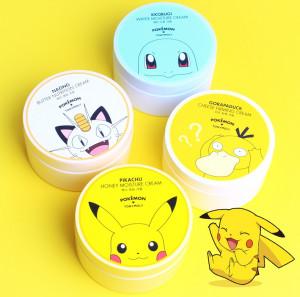 TONYMOLY Facial Cream (Pokemon Edition) 300ml