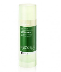 NEOGEN Real fresh cleasing stick Green tea 80g