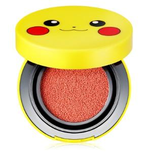 TONYMOLY Pikachu Mini Cushion Blusher (Pokemon Edition) 9g