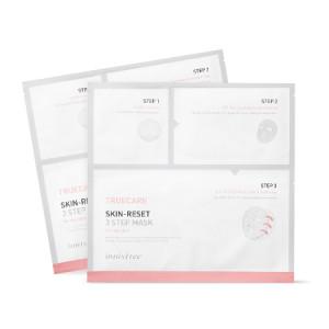INNISFREE Truecare Skin Reset 3 Step Mask 5ea  [Online]