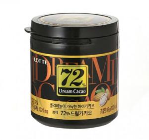 [F] Lotte Dream Cacao Chocolate  86g