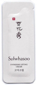 [S] Sulwhasoo Everefine Lifting Cream 1ml*10ea (New)