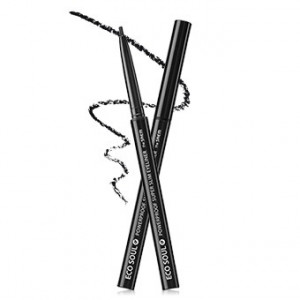 THE SAEM Eco Soul Powerproof Super Slim Eyeliner 0.2g
