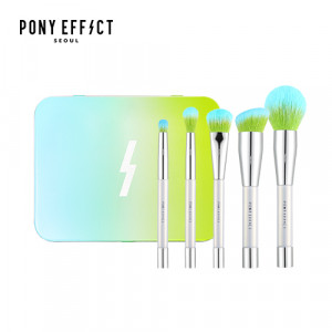 [E] PONYEFFECT Mini Magnetic Brush Set #Prism Effect
