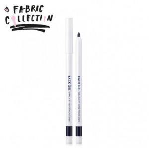 TONYMOLY Back Gel Miracle Fit Super Proof Liner 0.5g [Fabric Collection]