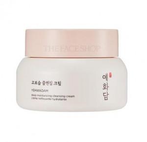THE FACE SHOP Yehwadam Deep Moisturizing Cleansing Cream 200ml