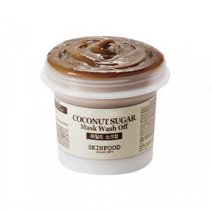 [R] SKINFOOD Coconut Sugar Mask Wash Off 100g