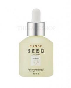 THE FACE SHOP Mango Seed Moisturizing Oil 40ml